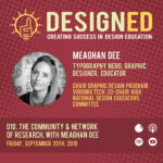 010. The Community & Network of Research: with Meaghan Dee (S1E2)