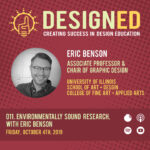 011. Environmentally Sound Research: with Eric Benson (S1E3)