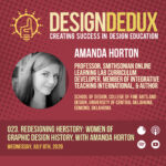 023. Redesigning HERstory: Women of Graphic Design History, with Amanda Horton (S3E1)