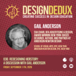030. Redesigning HERstory: A Discussion with Gail Anderson (S3E8)