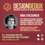 031. Redesigning HERstory: A Discussion with Nina Stoessinger (S3E9)