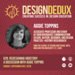 029. Redesigning HERstory: A Discussion with Aggie Toppins (S3E7)
